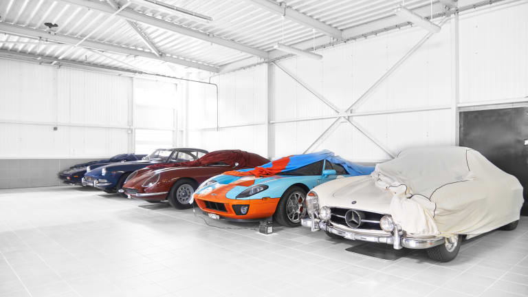 Is This the Coolest Garage You've Ever Seen?
