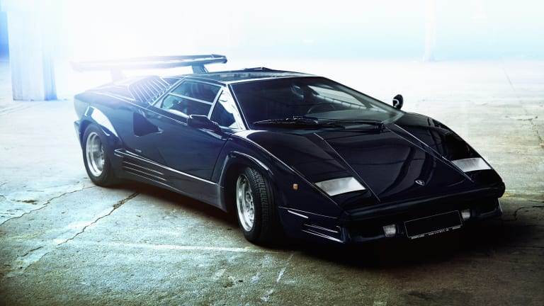 A Few Things You Never Knew About the Lamborghini Countach