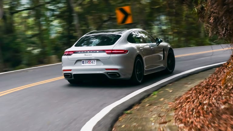 Watch the Porsche Panamera Demonstrate Its Dominance on All Roads