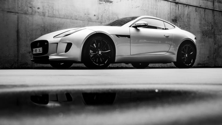 10 Black & White Photos That Will Make You Want a Jaguar F-Type