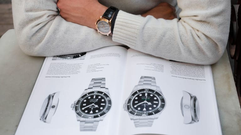 Hodinkee Launches Bi-Annual Print Magazine