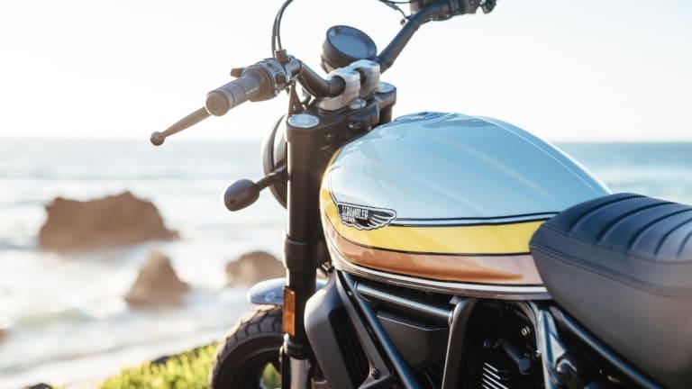 Ducati Unveils the Retro-Tastic Scrambler Mach 2.0