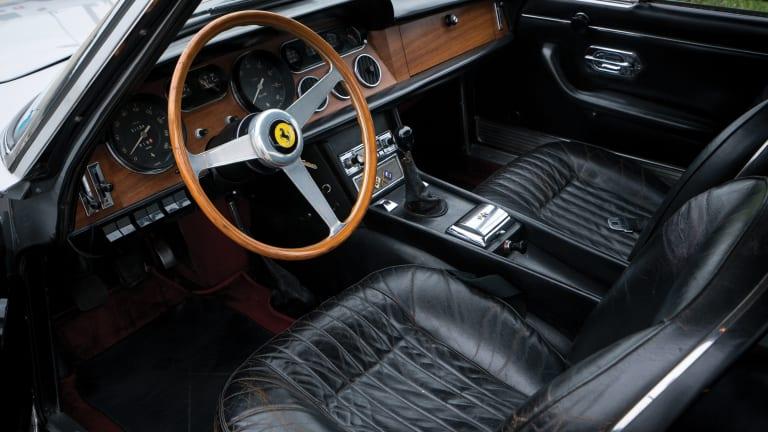 Car Porn: 1966 Ferrari 330 GT 2+2 Series II