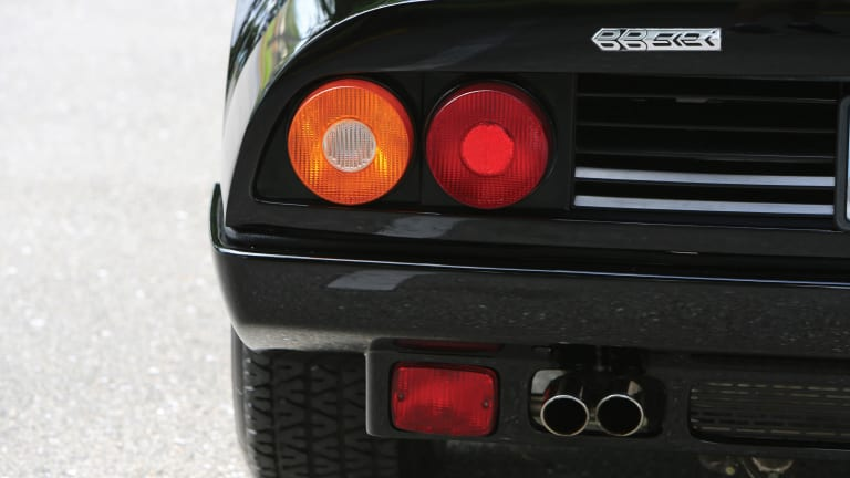 This 1984 Ferrari 512 BBi Is Dripping In Cool
