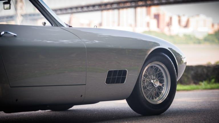 13 Stunning Photos of a 1956 Ferrari 250 GT Berlinetta Competizione