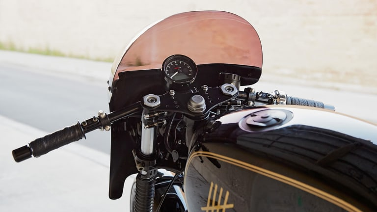 9 Stunning Photos of Federal Moto's BMW R100 Café Racer