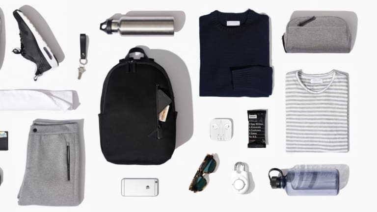 Get Everlane's Slick Backpack Delivered to Your Door Within an Hour