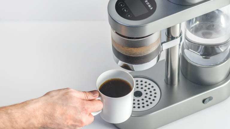 The Auroma One Is a Keurig on All Kinds of Steroids
