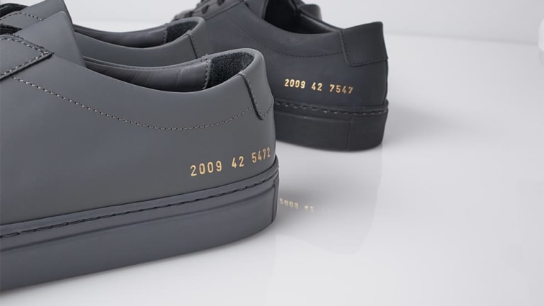 Common Projects' New Collection Masters the Art of Minimalism