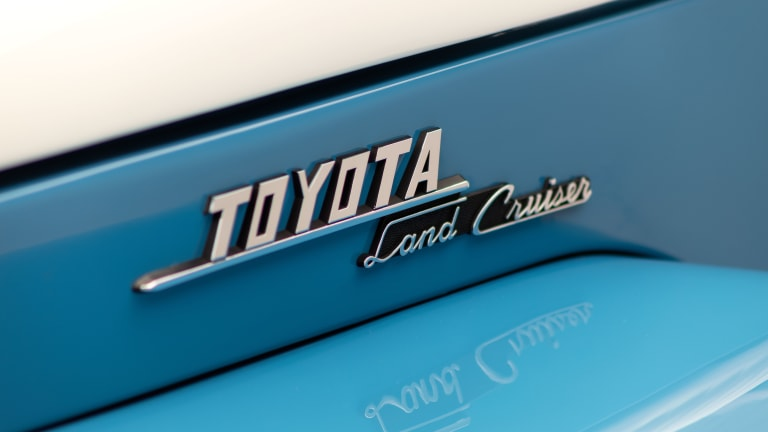 This Stunning 1967 Toyota Land Cruiser May Drop Your Jaw