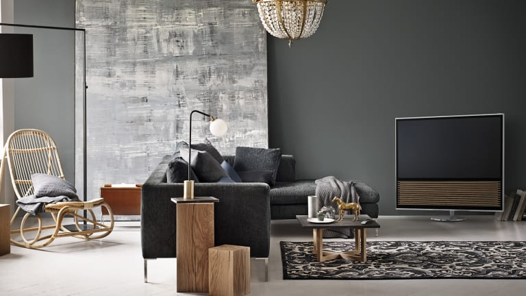 This Bang & Olufsen TV Is Pretty Much a Piece of Art