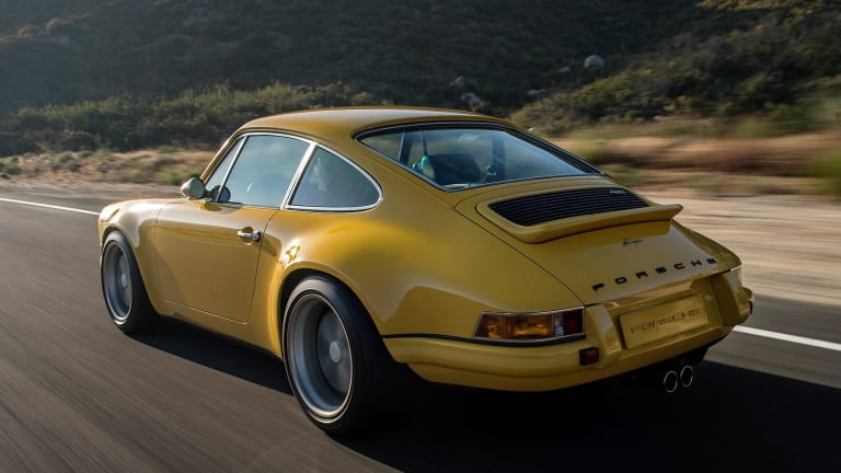 This Restmod Porsche 911 Is Pure Eye Candy