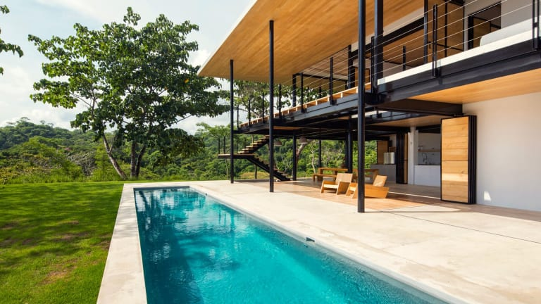 This Costa Rican Home Is the Ultimate Coastal Dwelling