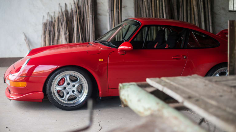 5 Porsche 911s That Prove the 90s Had Style