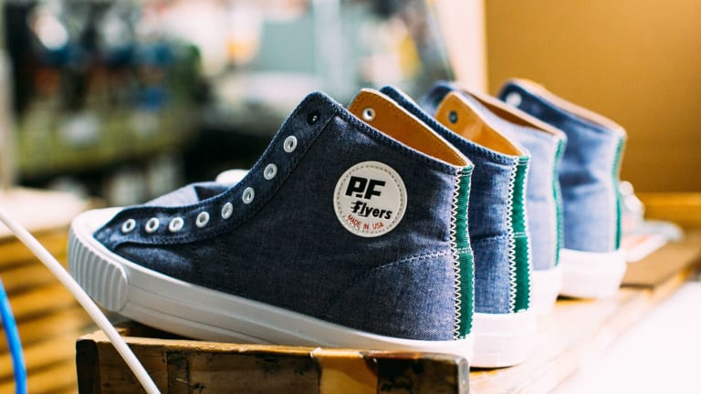 Seeing These Sneakers Get Made Will Make You Want a Pair