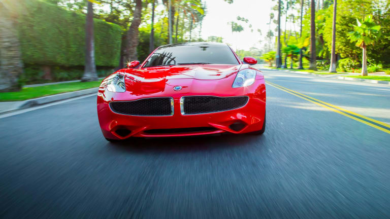 A Closer Look at the Gorgeous 2017 Karma Revero