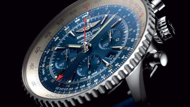 Limited Edition Breitling Navitimer GMT Aurora Blue Is 100% Wrist-Worthy