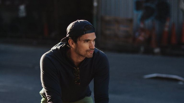 The Atheltic Cut Hoodie Every Active Gent Needs