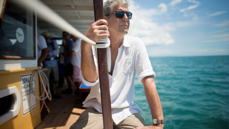 Food Trends Anthony Bourdain Wants to See Die Quickly