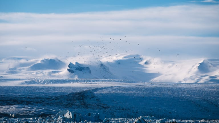 This Dreamy Arctic Footage Will Put You In a Trance