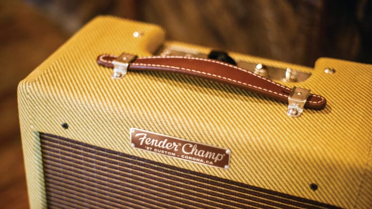 Fender Draws on Mid-Century Style for Their Stunning Tweed Series Amp