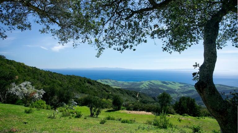 The $12 Million Santa Barbara Mountain Retreat of Your Dreams