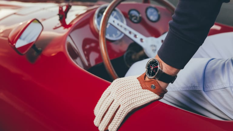 This Limited Edition Watch Is a Motoring-Inspired Masterpiece