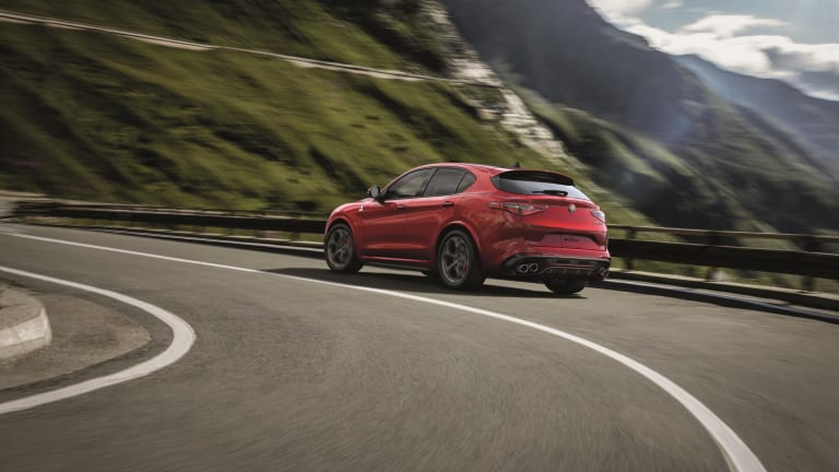 Alfa Romeo's First SUV Is Basically a Ferrari for the Family