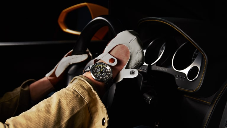 The Ultimate Watch for Car Obsessives