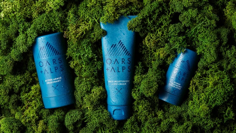 Oars + Alps Makes All-NaturalGrooming Supplies Without the Hassle, Toxins, and Massive Markup