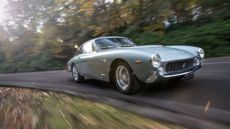 Does It Get Any Better Than This 1963 Ferrari 250 GT/L Lusso?