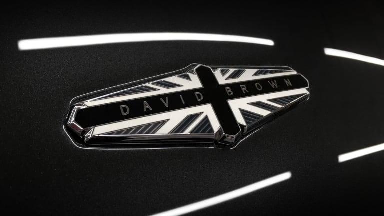 Meet the 600-hp David Brown Speedback Silverstone Edition