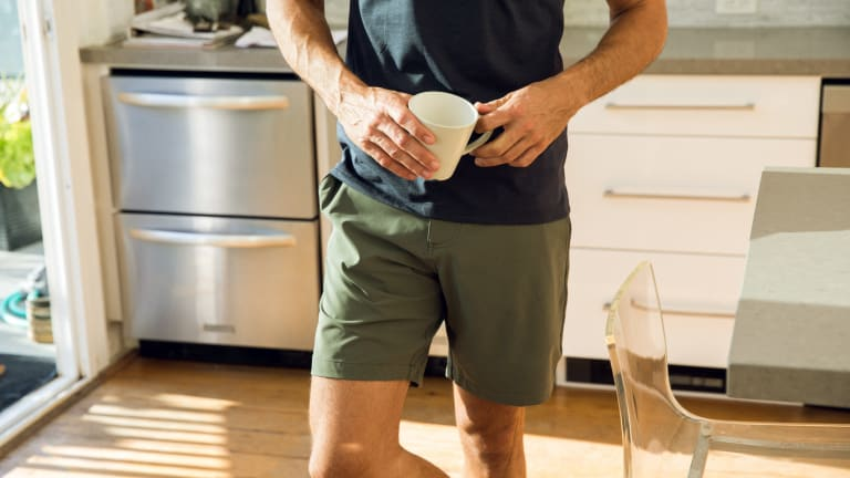 These Shorts Aren'tYour Old Cotton Chinos
