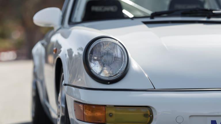 Car Porn: 1991 Porsche 911 Carrera Cup