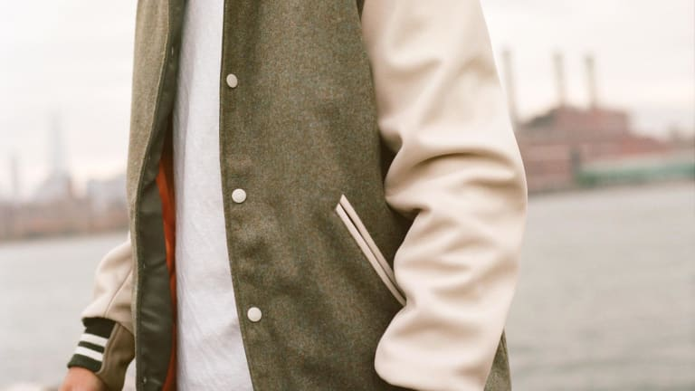 rag & bone Teams With Golden Bear on the Perfect Varsity Jacket