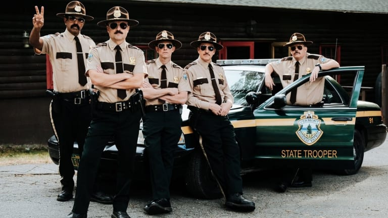 After Nearly Two Decades 'Super Troopers 2' Is Here