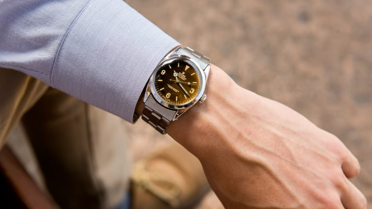 Can You Guess Which Rolex Was James Bond Creator Ian Fleming's Watch of Choice?