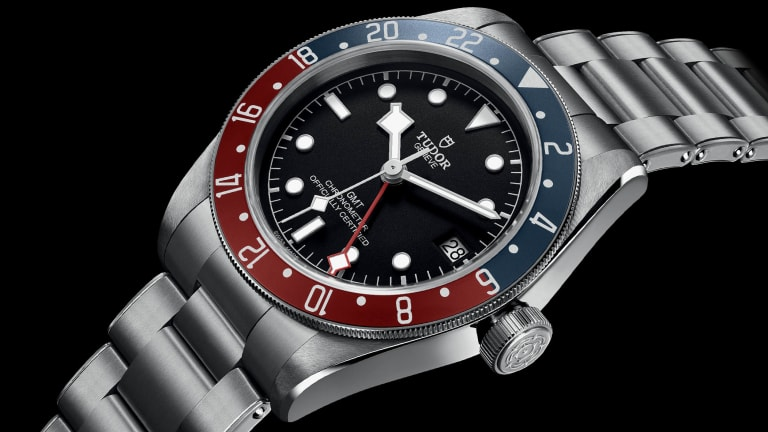 Tudor Adds a 'Pepsi' GMT to Lineup