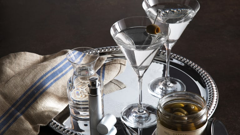 The Speakeasy Box is a Stylish Cocktail Party Delivered to Your Door