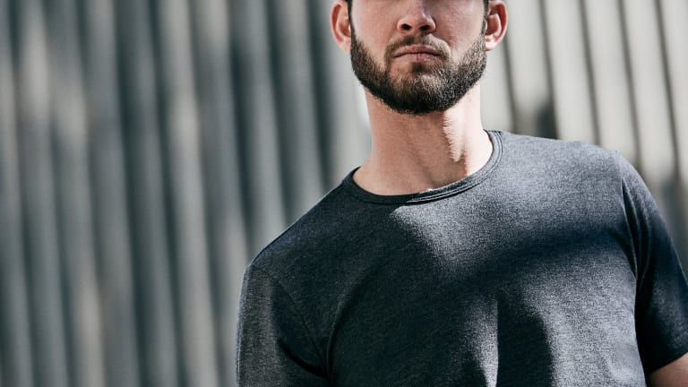 Proof's Performance Travel Tee Will Upgrade Your Airport Uniform