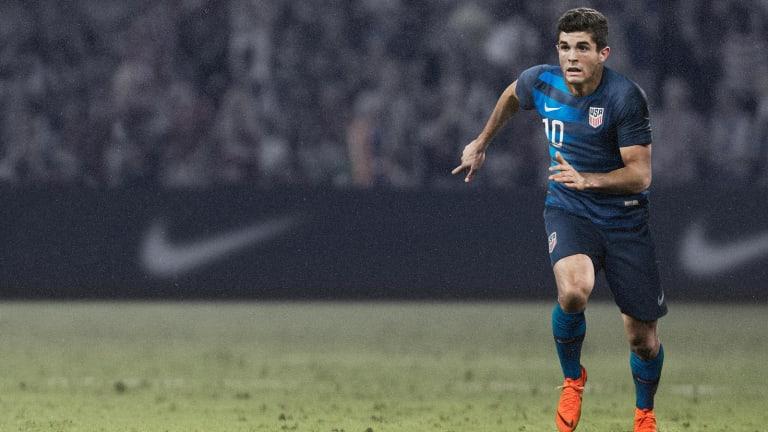 Nike Debuts Team USA 2018 National Soccer Kits