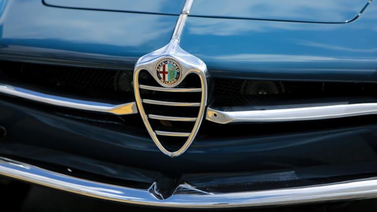 Car Porn: 1965 Alfa Romeo Giulia Sprint Speciale