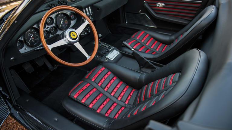 Car Porn: 1969 Ferrari 365 GTB/4 Daytona Spider