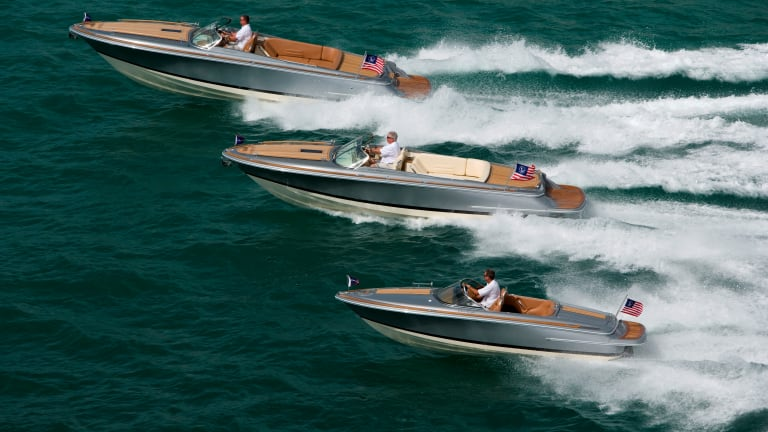 A Visual History of America's Most Beautiful Powerboats