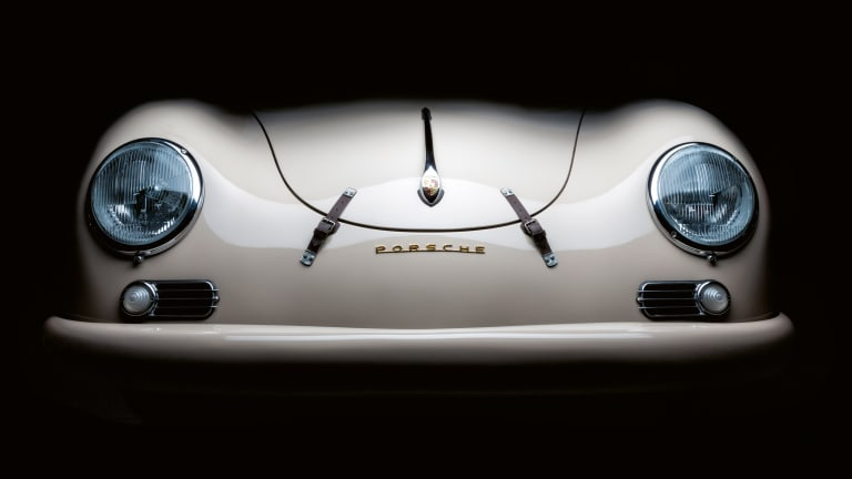 This Cool Clip Celebrates 70 Years of Porsche History