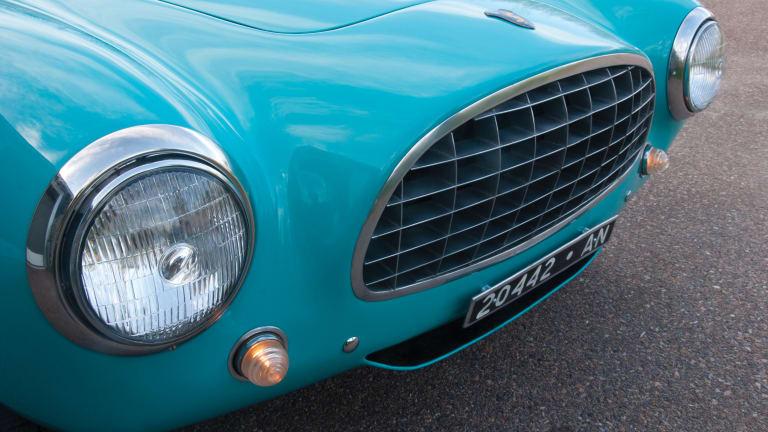 Car Porn: 1952 Fiat-Siata 1500