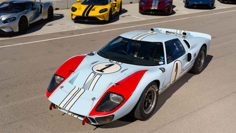 Everything You Need to Know About the Ford GT