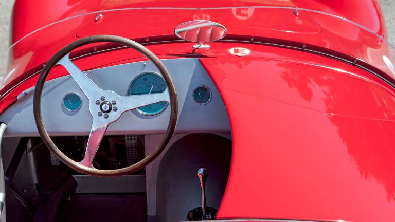 Car Porn: 1953 Maserati A6GCS/53 Spyder