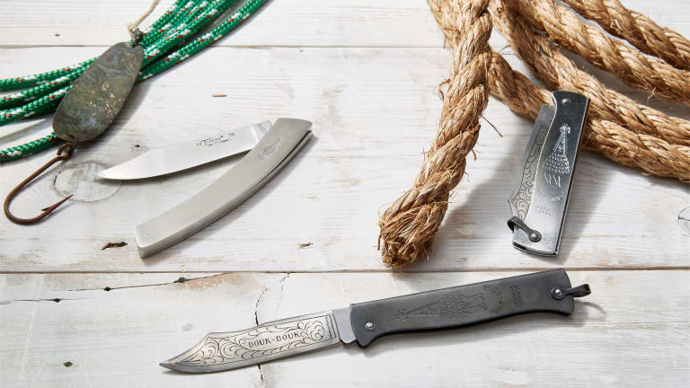 Score 30% Off This Legendary French Pocket Knife