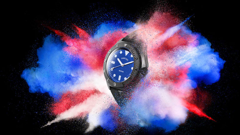 Bamford Watch Dept. Brings Miami Style to Mayfair Collection